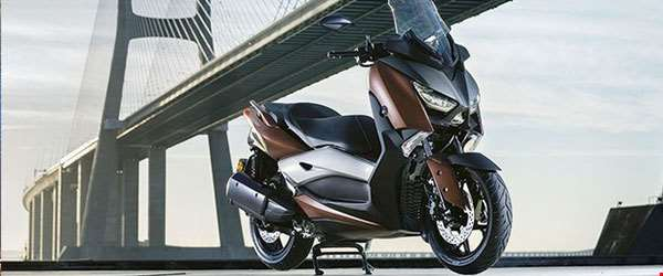 Mundo dos scooters: conheça o novo Yamaha X-Max 300