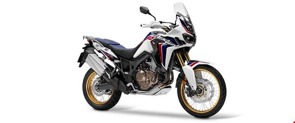 Honda apresenta a nova CRF 1000L Africa Twin