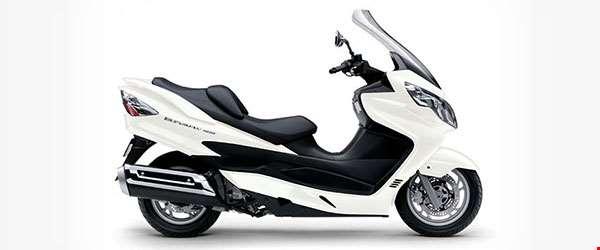 Suzuki Burgman 400: programe a compra da sua pelo consórcio