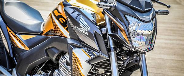 Consórcio Honda CB 250F Twister 2020