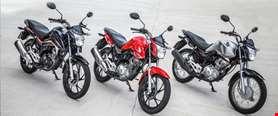 As motos mais vendidas no Brasil em janeiro de 2020