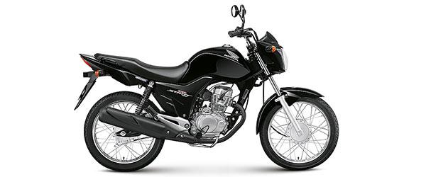 Consórcio Honda CG 150 Start em 70 parcelas sem juros!