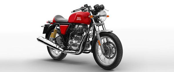 Mercado nacional: Royal Enfield lança motocicletas no Brasil