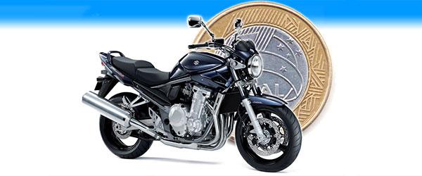 Consórcio de motos (Foto: Divulgação)