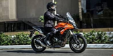 Consórcio Honda CB 500X 2019