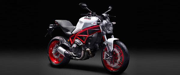 Ducati Monster 797 será comercializada no Brasil