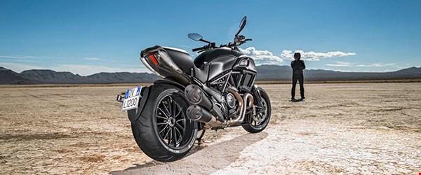 Ducati Diavel revela um design incrível