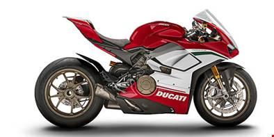 Ducati Panigale V4 começa a ser vendida no Brasil