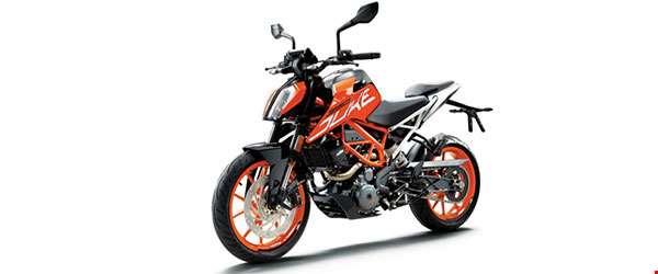Novidade: KTM lançará duas novas motos