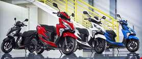 Consórcio Honda Elite: o scooter mais barato da marca