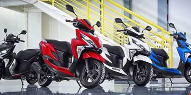 Lançamento 2019: inédito Honda Elite 125 chega ao Brasil