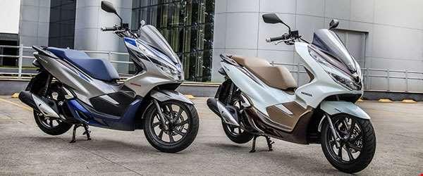 Honda PCX 150 2020 ganha versão mais barata