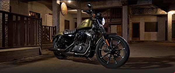 Novidade: conheça a Harley-Davidson Iron 883