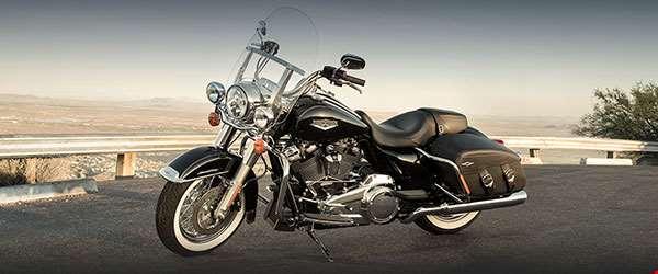 Conheça a Harley-Davidson Road King Classic