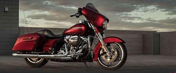 Consórcio Harley-Davidson Street Glide Special