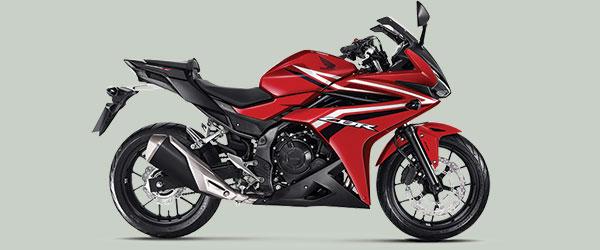 Consórcio de moto Honda CBR 500R