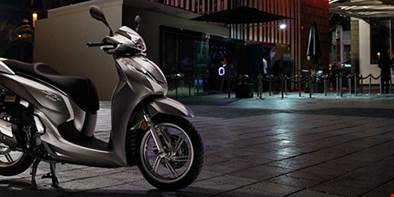 Consórcio Honda SH 300i 2018