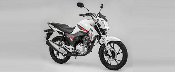 Honda CG 160 (Foto: Divulgação)