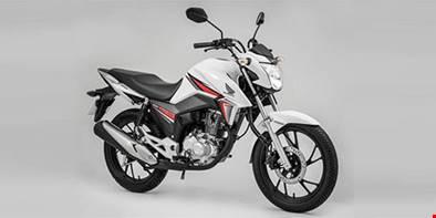 As motos mais vendidas no Brasil em março de 2018