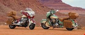 Indian Roadmaster versão Classic será vendida no Brasil
