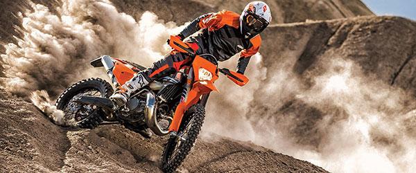 KTM vai inovar com motor 2 tempos (Foto: Divulgação)
