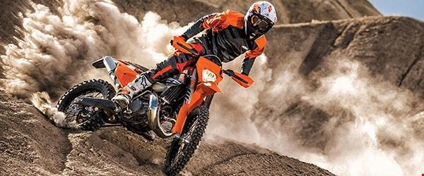 Novidade: KTM vai inovar com motor 2 tempos