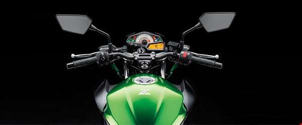 Kawasaki Z300 em até 70 meses sem juros