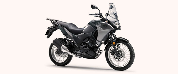 Kawasaki Versys-X 300 é uma aventureira versátil
