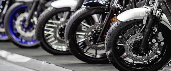 As motos mas vendidas