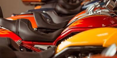 As motos mais vendidas no Brasil em setembro de 2018