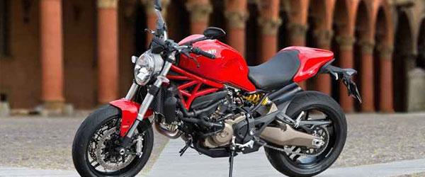 Ducati Monster (Foto: Divulgação)