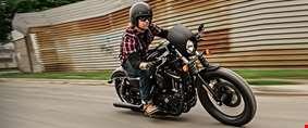 Mais segurança na hora de pilotar sua moto