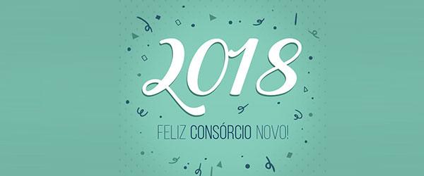 2018: comece o novo ano com um consórcio de moto