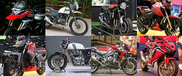 Lançamento: 10 motos que chegam ao Brasil em 2018