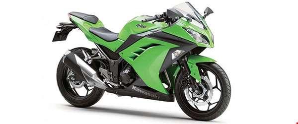 Consórcio Kawasaki Ninja 300 a partir de R$332,68 mensais