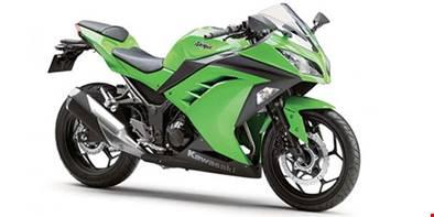 Saiba mais sobre a Kawasaki Ninja 300