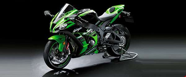 Kawasaki Ninja completa 30 anos de história