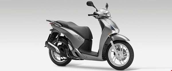 Consórcio Honda: conheça o novo scooter SH 150i