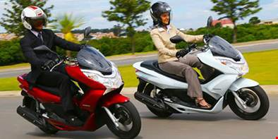 Saiba mais sobre os scooters