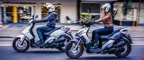Em alta: scooters batem recorde de vendas no Brasil