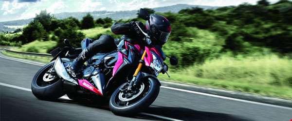 Compre uma Suzuki por meio do Consórcio de Motos
