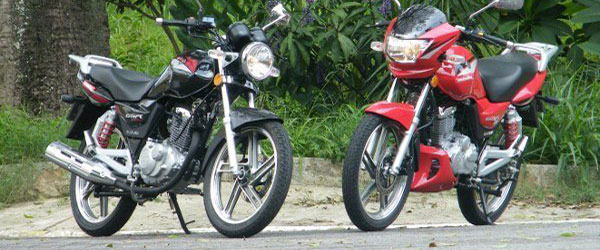 O preço da Suzuki GSR125 é encontrado a partir de R$ 5.990, já o preço da GSR 125 S parte dos R$ 6.490.