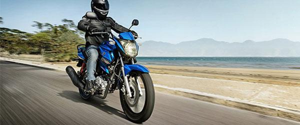 Yamaha Fazer YS 150 a partir de R$ 138,62 mensais