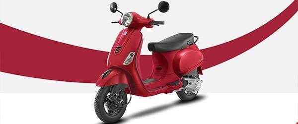Vespa lança scooter no Brasil