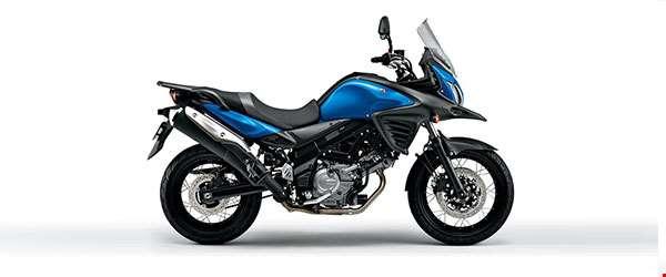 Conheça a Nova Suzuki V-STROM 650 XT
