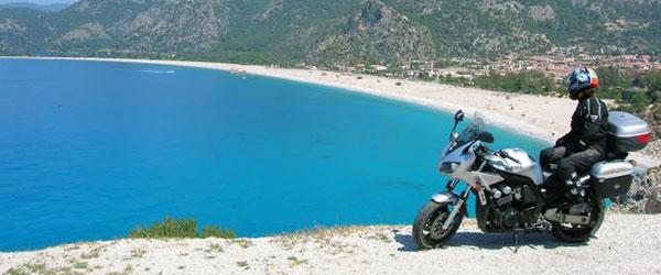 Vai viajar de moto? Tenha alguns cuidados (Foto: Divulgação)