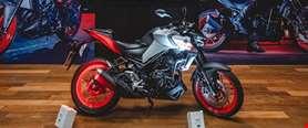 Yamaha MT-03 ganha novo visual no Brasil