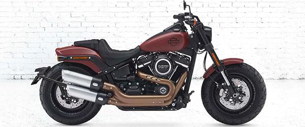 Consórcio de moto Harley-Davidson Fat Bob 2018