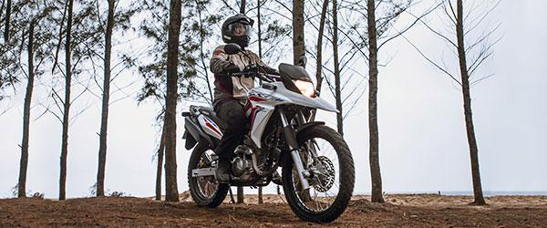 Consórcio moto Honda XRE 300 2018 em nova versão