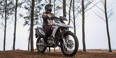 Consórcio moto Honda XRE 300 2018